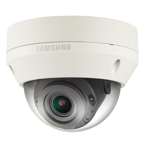 QNV-6070R 2 MP Full HD Darbelere Dayanıklı Ağ IR Dome Kamera