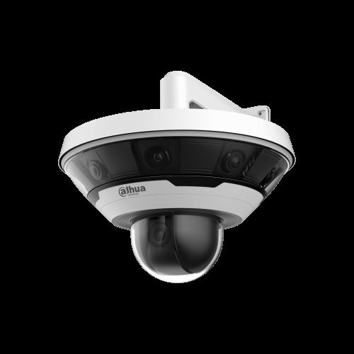 PSD81602-A360 8x2MP Multi-Sensör Panoramik Network Kamera+PTZ Kamera